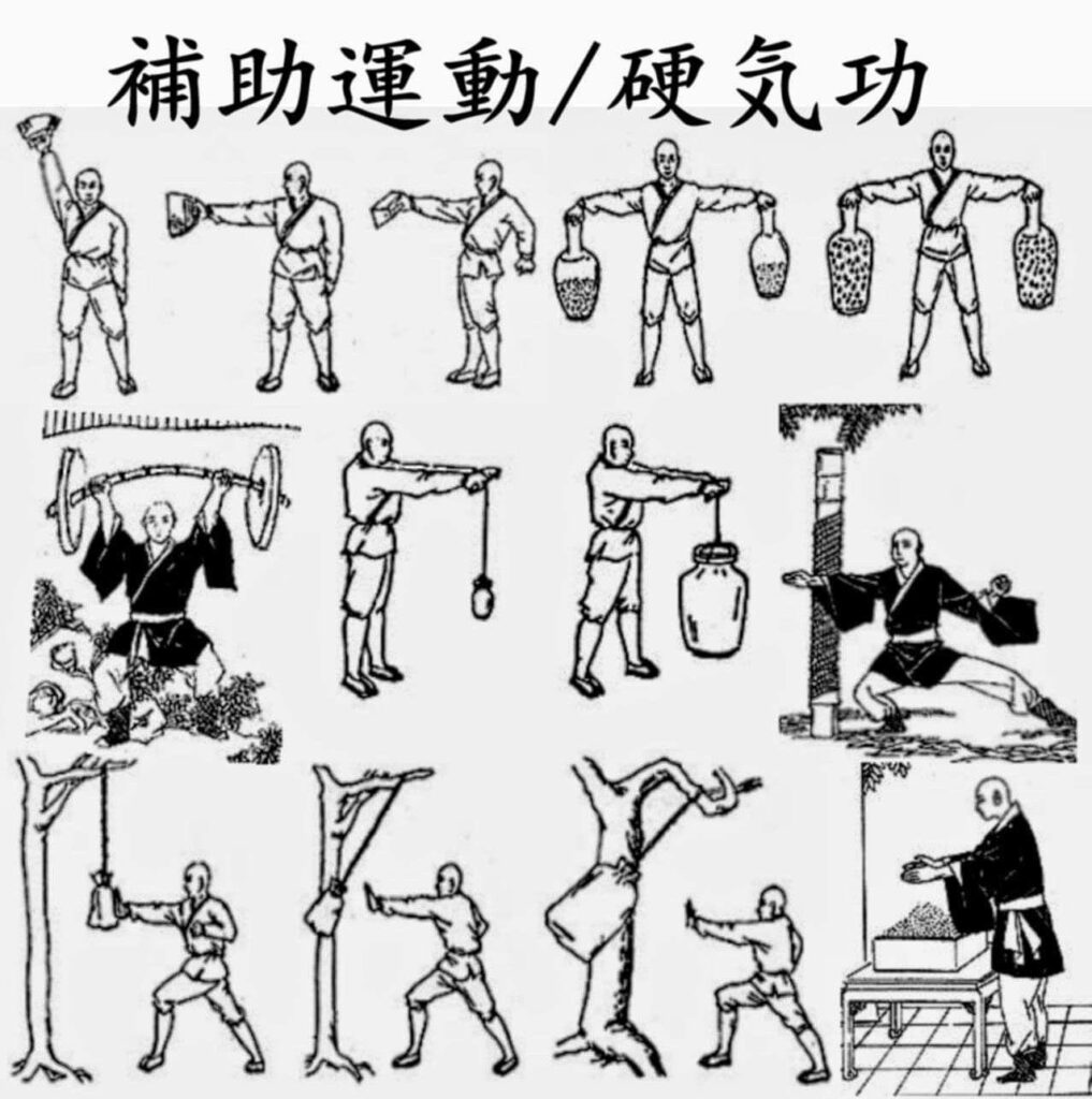 Shaolin Kung Fu practices and principles. What you need to know before start 37